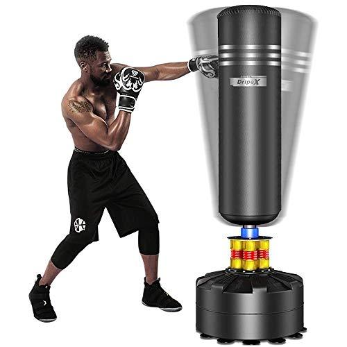 Dripex Boxsack Erwachsene Freistehender Standboxsack MMA...